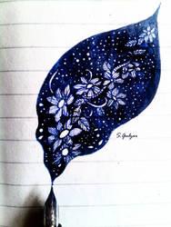 Inky Way by amiablez