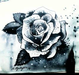 Inky Rose 2 by amiablez