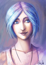 LiS: Chloe by TomkaViolea