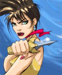 Anime Girl  No1 by EKAndy