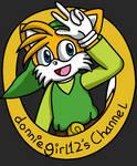 donniegirl12's Channel Icon *Commission* by UrsineTimes