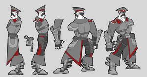 General Suhov Turnaround by hangemhigh13