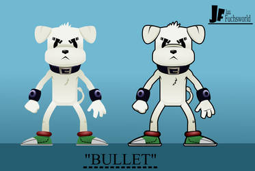 Bullet - vectordays01 by Fuchsworld