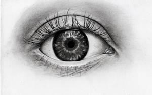 an eye by Adniv