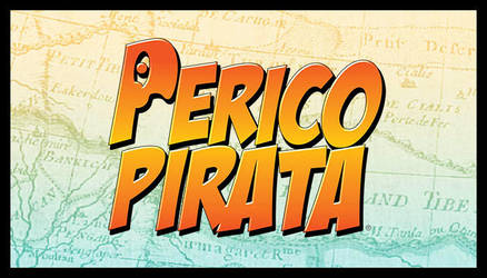 Perico Pirata (logo) by demm9000