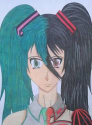Hatsune and Zatsune by Shadow--9