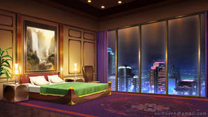 Hotel - VN Background by Vui-Huynh