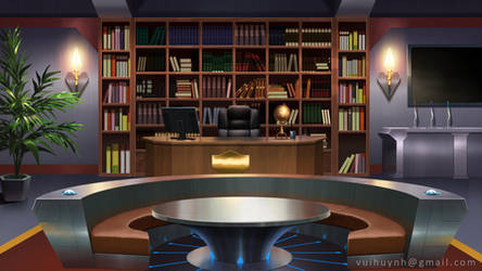 The Office by Vui-Huynh