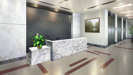 Reception - VN background by Vui-Huynh