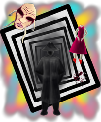 LSD-Grey Man and all by Dragonwarrior-kyna