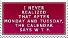 wtf calendar stamp by RoseRaptor-Stamps