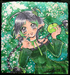 ::Snow White Finished -EDIT:: by oliko