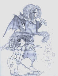 .:. 2002 - a Magical Couple .:. by oliko
