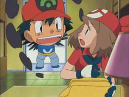 Funniest Pokemon anime face EVER!!! by PokemonDBZFan10000
