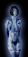 Cortana by krillatron