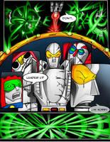 Transformers vs GoBots P33 by Giga-Leo