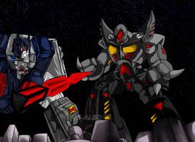 TF vs Gobots: Part 5 by Giga-Leo