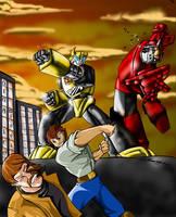 Transformers Vs GoBots: Ch 9A by Giga-Leo