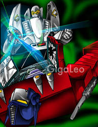 Transformers Vs GoBots: C10-A by Giga-Leo