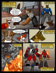Feral Ignition: Page 02 by Giga-Leo