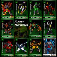 Galaxy Force Beastformers by Giga-Leo