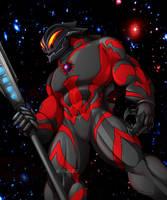 Ultraman Belial by Giga-Leo