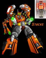 GoBots Stacks revamped by Giga-Leo