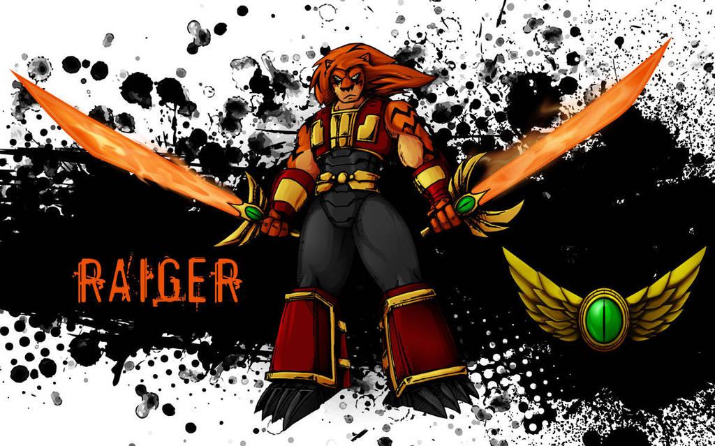 Raiger by Giga-Leo