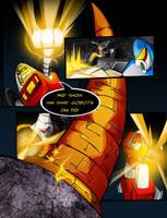 Transformers vs GoBots P28 by Giga-Leo