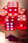 Dice series III by Bozack