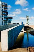 Helix bridge by Bozack