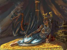 SoIaF: Drakaris by sprrow
