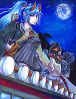 Youkais and Tengus by Youkai-Yoko