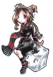 ..::Aiko Fanart::.. by Youkai-Yoko