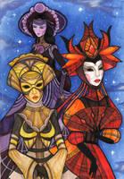 Masquerade by Persephore