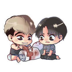 Killing stalking chibi by Phongcumcum
