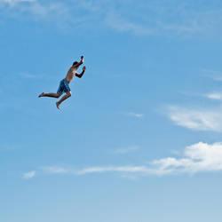 One giant leap by JBridges