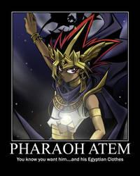 :Pharaoh Atem: by yami200