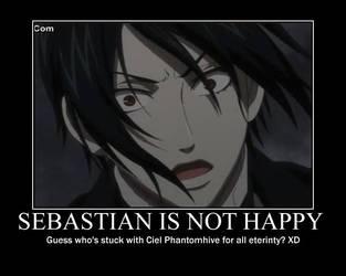 Sebastian's Face by yami200