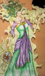 Medusa by Cherry-RagDoll