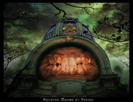 Haunted Manor by Presea