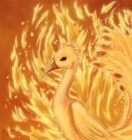 + Phoenix + by Presea