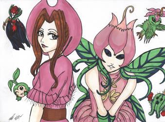Digimon: Mimi by StrawberryLoveAlways