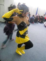 wasp avenger by Madhatter-kurai