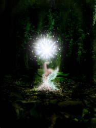 Forest fairy by Frejja