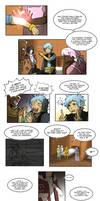 Conticent Classlocke: Main Quest 6 by Jonquilladin