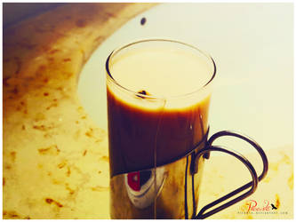 Warm Glass of Winter by Picanta