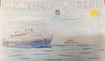 Mexico Class poster by CaptainMME45