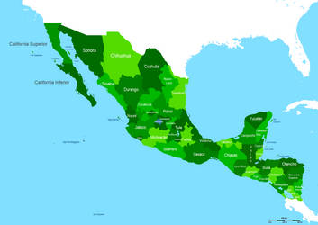 The Third Mexican Empire by CaptainMME45