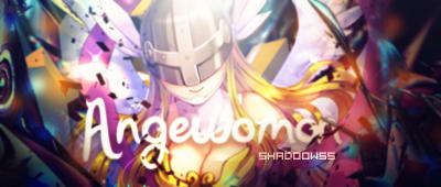 Angewomon by Shadoow55